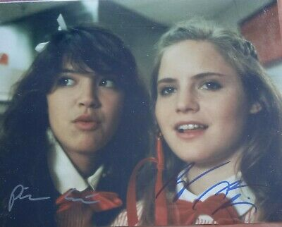 Jennifer Jason Leigh & Phoebe Cates - Signed Autographed 8X10 Photo - W/Coa