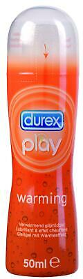 Durex Playgel - Warming 50 ml.