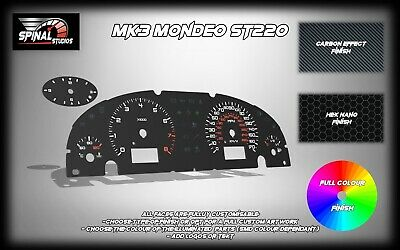 Ford Mondeo ST220 MK3 Custom Gauges