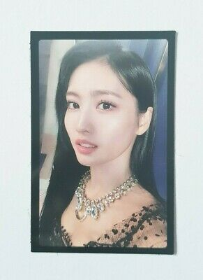 """TWICE MOMO Official Photocard - Official New 8th Mini Album """"Feel Special"""""""