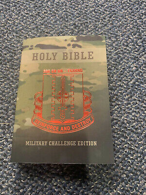 Usgi Military Bible Issued