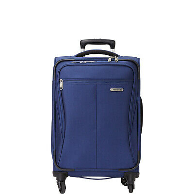 """Samsonite Lamont 20"""" Expandable Carry-On Spinner Softside Carry-On NEW"""
