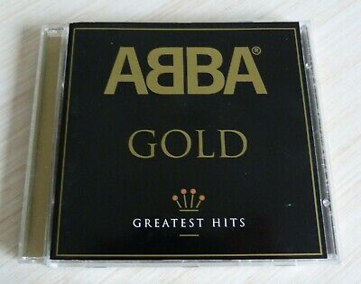 Cd Album Best Of Greatest Hits Abba Gold 19 Titres 2002 Compilation