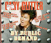 Gary Glitter ‎– By Public Demand CD