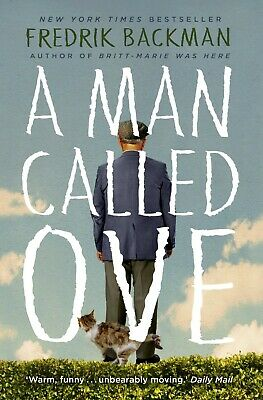 A Man Called Ove By Fredrik Backman Fiction 9781444775815 Paperback NEW