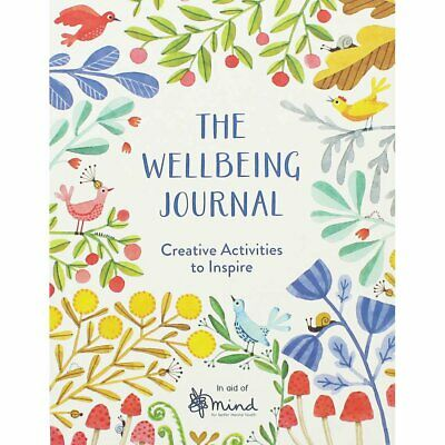 The Wellbeing Journal by MIND (Paperback), Non Fiction Books, Brand New