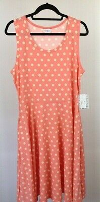 NEW LuLaRoe XL XLARGE PERFECT T SHIRT Tunic TOP SOLID Red Candy Apple Christmas
