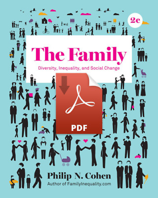 [P.D.F] The Family: Diversity, Inequality, and Social Change Second Edition 2th