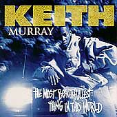 The Most Beautifullest Thing In The World Keith Murray Audio CD Used - Good