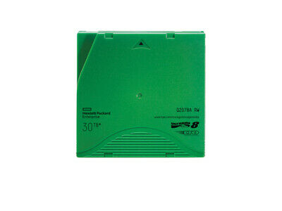 Hewlett Packard Enterprise LTO-8 Ultrium 30TB RW Data Cartridge 12000 GB 1.27 cm