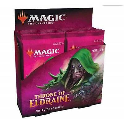Magic the Gathering - Magic Throne of Eldraine Collector Booster Display