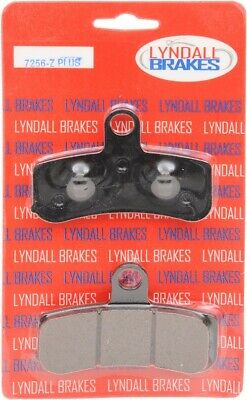 Lyndall Racing Gold Plus Brake Pads 7256 GOLD Harley FLH FLTC XL FXD