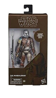 Star Wars The Black Series Carbonized Graphite The Mandalorian Target - IN-HAND