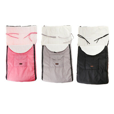 Soft Baby Sleeping Bag Cushion Blankets Baby Toddler Stroller Accessory