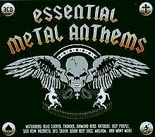 Essential Metal Anthems von Various | CD | Zustand gut