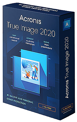 Acronis True Image Backup 2020 + Boot 🔥Fully 100% Activated 🔥Quick Delivery