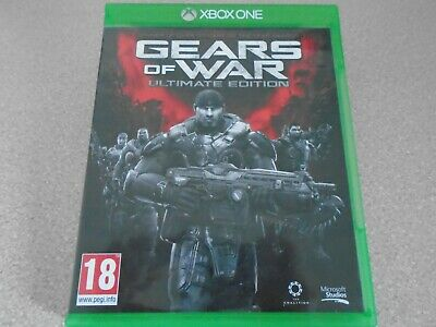 Gears of War Ultimate Edition  Xbox One 1  futuristic shooter GOW