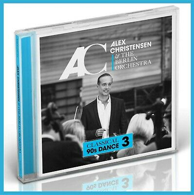 "Alex Christensen & The Berlin Orchestra ""classical 90's dance vol.3"" CD NEU 2019"