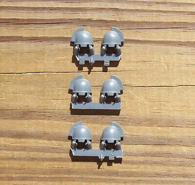 40K Space Marines Primaris Aggressors Shoulder Pads Riveted Trim Bits 3 pair