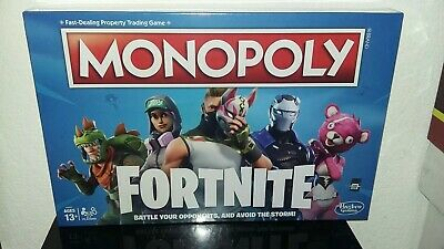 Monopoly Fortnite Edition Board Game NEW