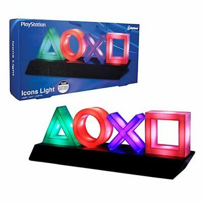 Playstation Icons Light by Paladone Brand New in the Box