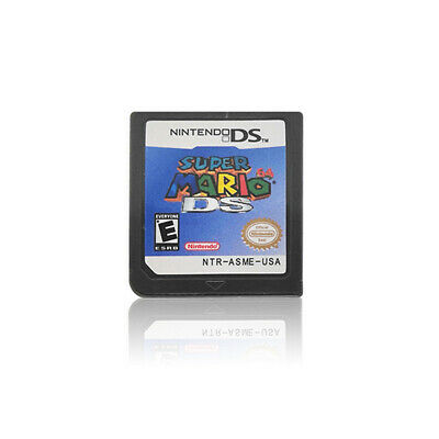 Super Mario 64 Game Card For Nintendo 3DS NDSL DSI DS XL US Version Xmas Gift