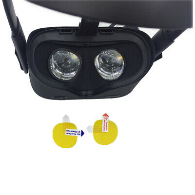 4 Pcs Lens Film Anti Scratch Protective Clear Eyes VR Glasses for Oculus Quest