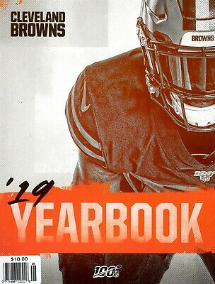 Yearbook 2019 - NFL - Football - CLEVELAND BROWNS