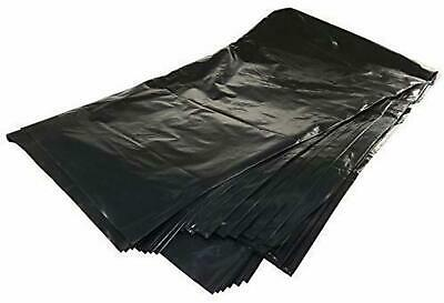 Heavy Duty Commercial Strong Wheelie Bin Bag Liners Sacks 10 Extra Large Black