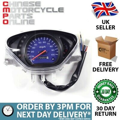 Speedo Assembly MPH for HT100-8 (SPASM038)