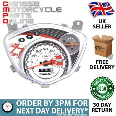 Speedo Assembly for WY50QT-111 (SPASM121)