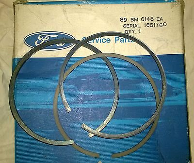 Ford 1.3 Hcs Piston Rings 0.5Mm  ( For 1 Piston ) Oe Ford Part 1651760