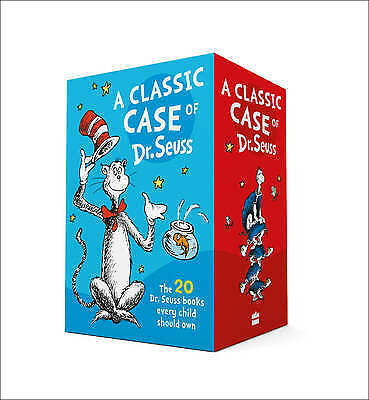 A Classic Case of Dr. Seuss by Seuss, Dr., NEW Book, FREE & FAST Delivery, (Pape
