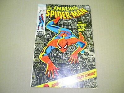 The Amazing Spider-Man #100  (The Spider or the Man?)