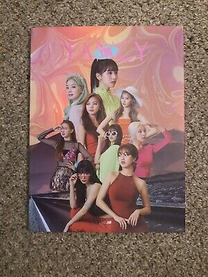 TWICE Fancy You 7th Mini Album - Version A With NAYEON Lenticular