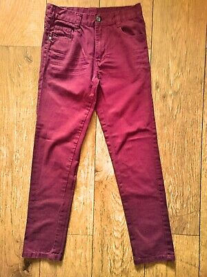 Boys Age 11 - 12 Plum Jeans - (NEW) without tags - Buy 1 get 1 half Price