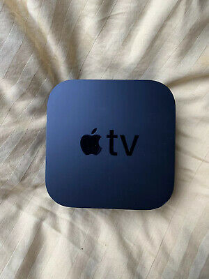 Apple TV 4K HD 64GB - Black (MP7P2LL/A) A1842