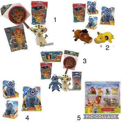 The Lion Guard King Party Favors Pack Stuffed Characters Game Toy Gift Bag Set