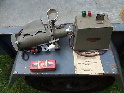 Early Shelton Projector And Lots Of Films