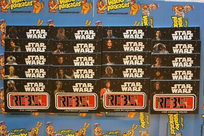 2019 Journey To Star Wars The Rise Of Skywalker Complete Set Of 20 Rebel Patches