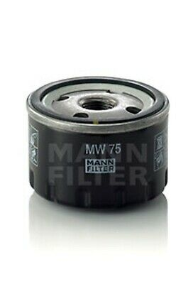 MANN-FILTER Ölfilter MW 75 3/4-16 UNF für BMW i3 I01 electric Hybrid 1200 HP 900