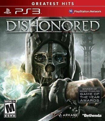 Dishonored (PLAYSTATION 3) PS3
