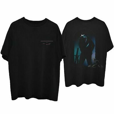 Post Malone Hollywood's Bleeding Album Cover T-Shirt
