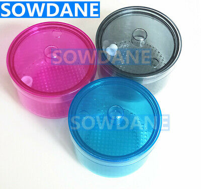 Dental cleaning box Disinfection Autoclavable Box Plastic Case Container for bur