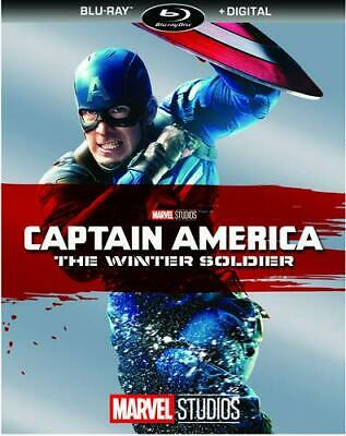 Captain America: The Winter Soldier (Blu-ray) Marvel Phase 2