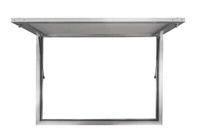 RecPro Concession Stand Window Awning - 48 inch x 36
