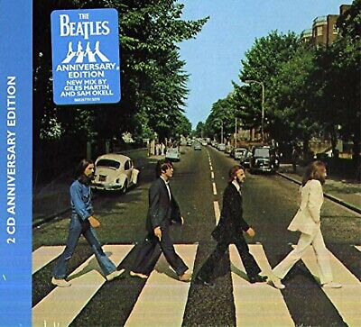 "The Beatles ""abbey road"" limited Deluxe Edition 2CD NEU 2019 50th Anniversary"