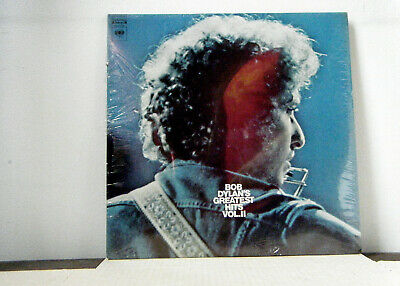 BOB DYLAN Dbl  LP Greatest Hits Vol.2  1971   Columbia SEALED!!!