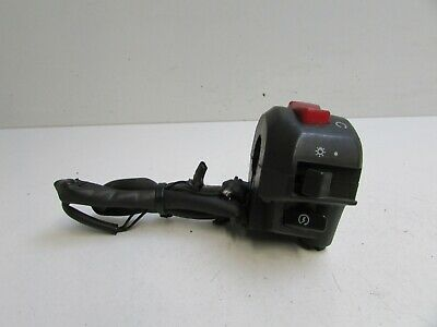 Hyosung GT125 R Right Hand Switch, 2011 J26