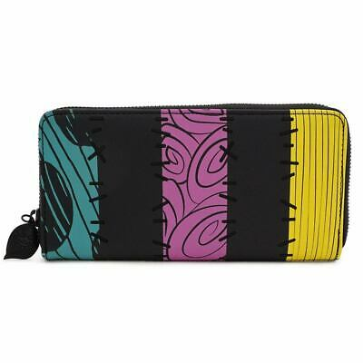 Nightmare before Christmas by Loungefly Wallet Striped Portafogli